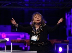 Prof Susan McKenna Lawlor at Inspirefest 2015