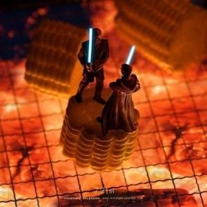 Obi-wan and Anakin, Miniature Calendar