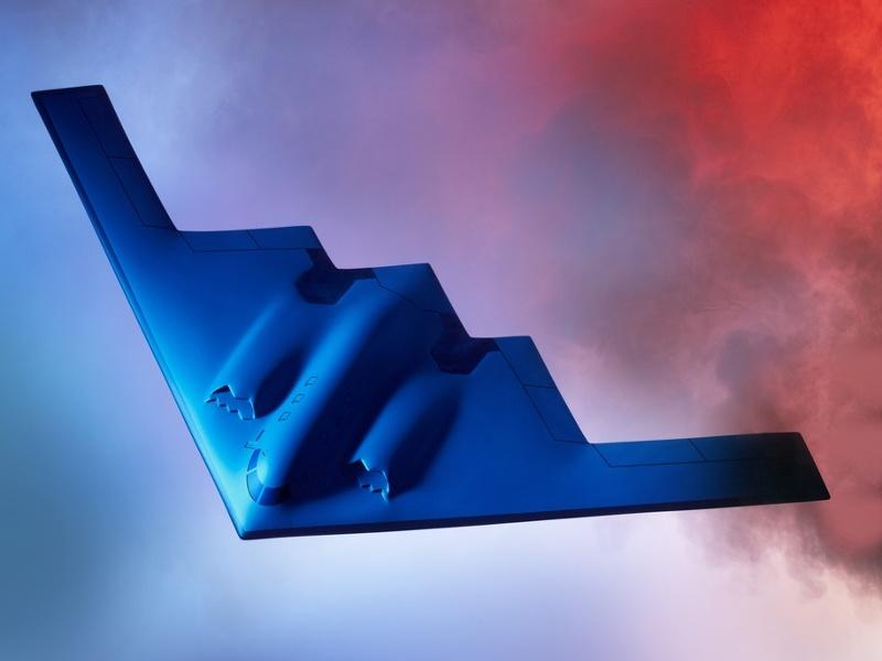 Northrop Grumman to build America's next stealth bomber