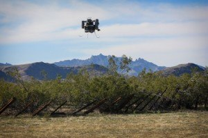 NASA-drones