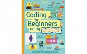 Best kids books: Coding for Beginners Using Scratch