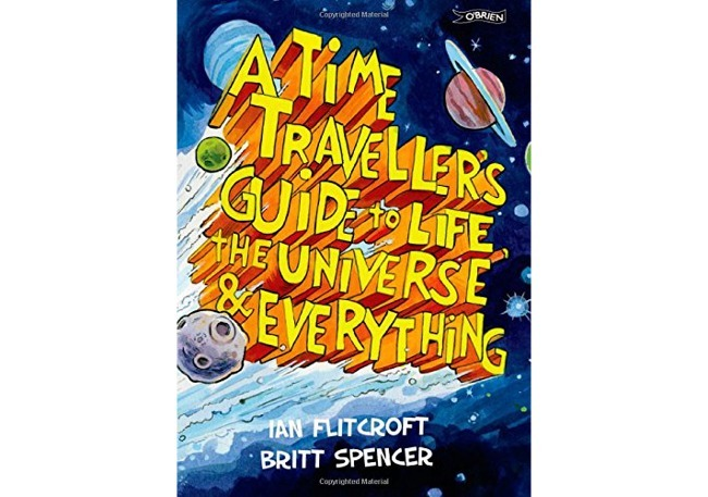 Best kids' books: A Time Traveller's Guide to Life, the Universe and Everything