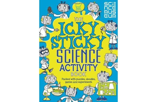Best kids' books: The Icky Sticky Science Activity Book