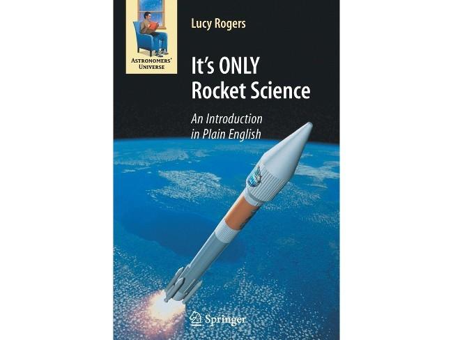 Best books: It's ONLY Rocket Science - Kerry Rogers
