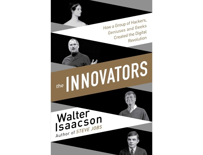Best books: The Innovators - Walter Isaacson
