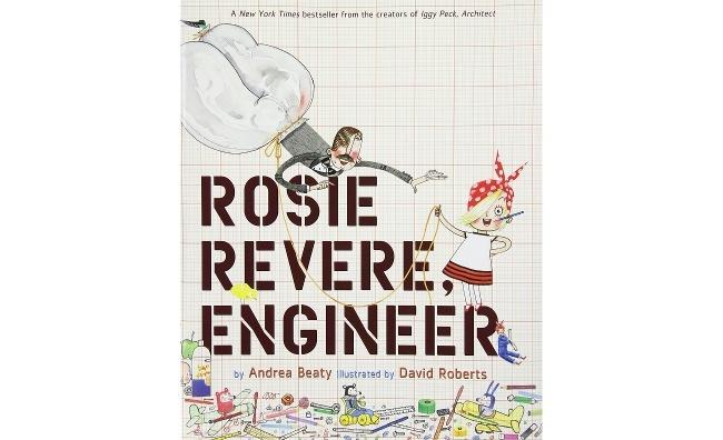 Best kids' books: Rosie Revere, Engineer