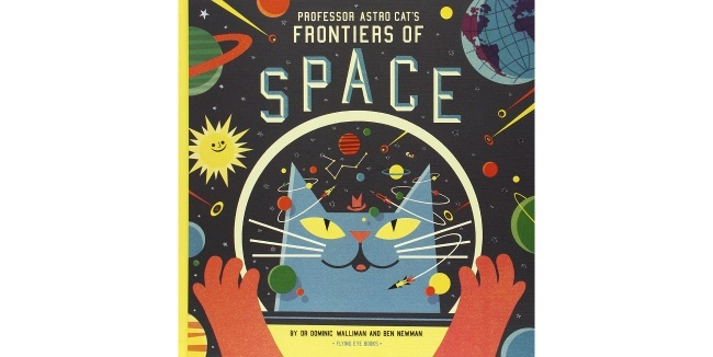 Best kids' books: Professor Astro Cats Frontiers of Space