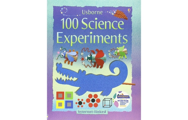 Best Kids' Books: 100 Science Experiments