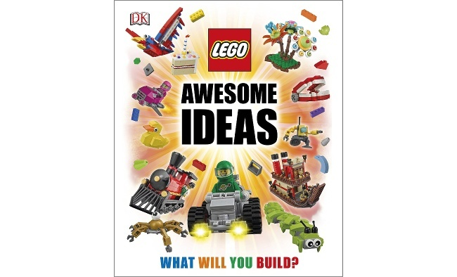 Best kids' books: Lego Awesome Ideas