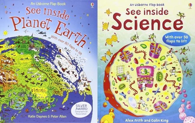Best kids' books: See Inside series