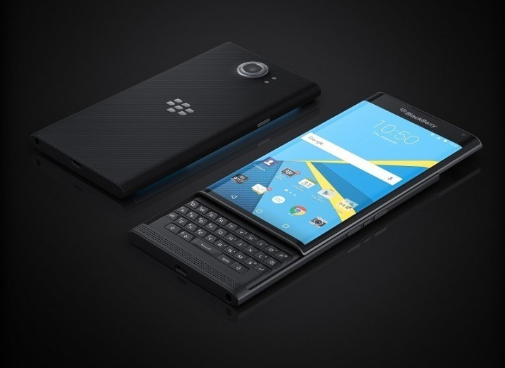 Gadgets news Blackberry Priv
