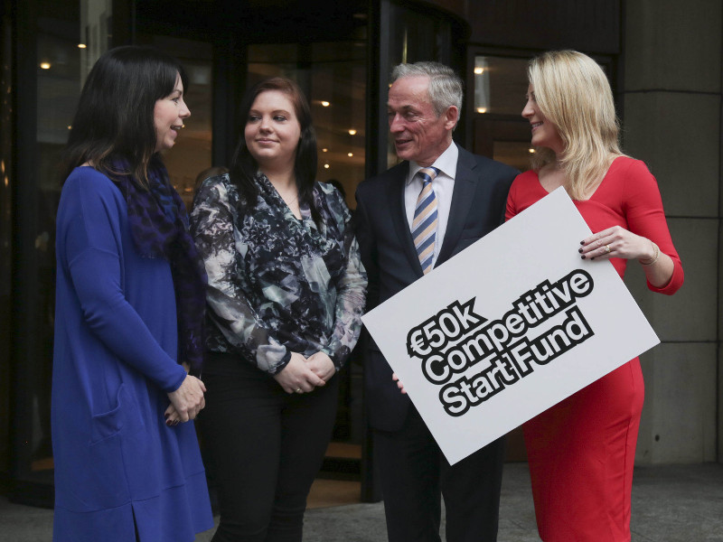 New €500,000 start-up fund launched for female entrepreneurs