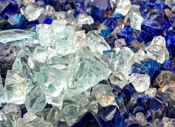 Graphene diamond nanomaterial