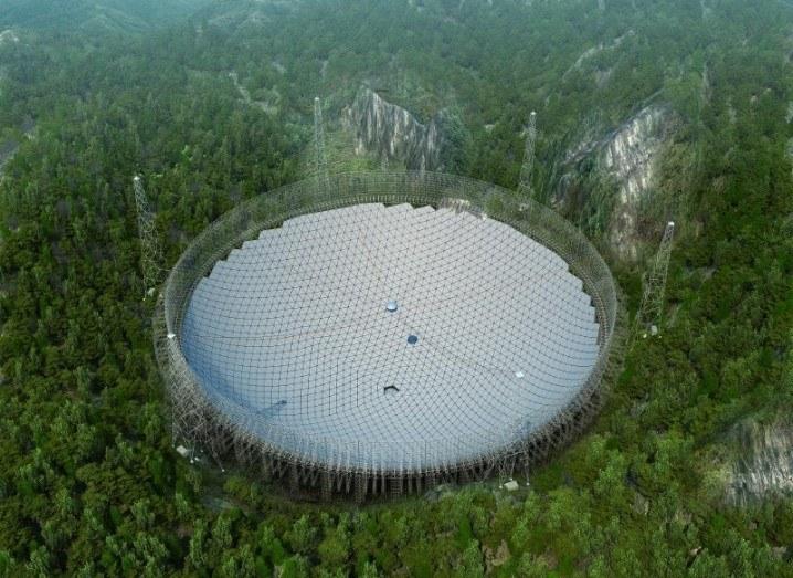 FAST-China-radio-telescope