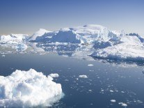 Greenland ice melt could increase sea levels by half a foot globally