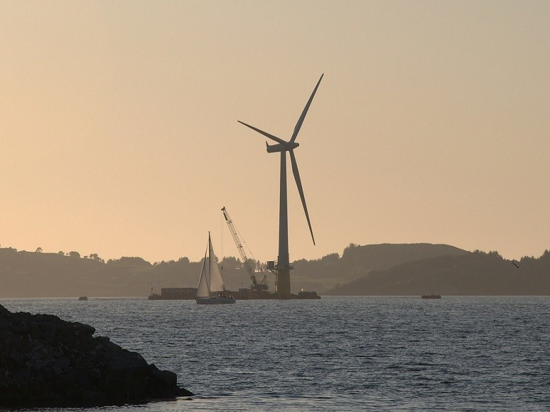 Scotland to get world's largest floating wind farm with 135GW annual capacity