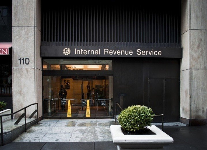 Dell and EMC merger IRS building