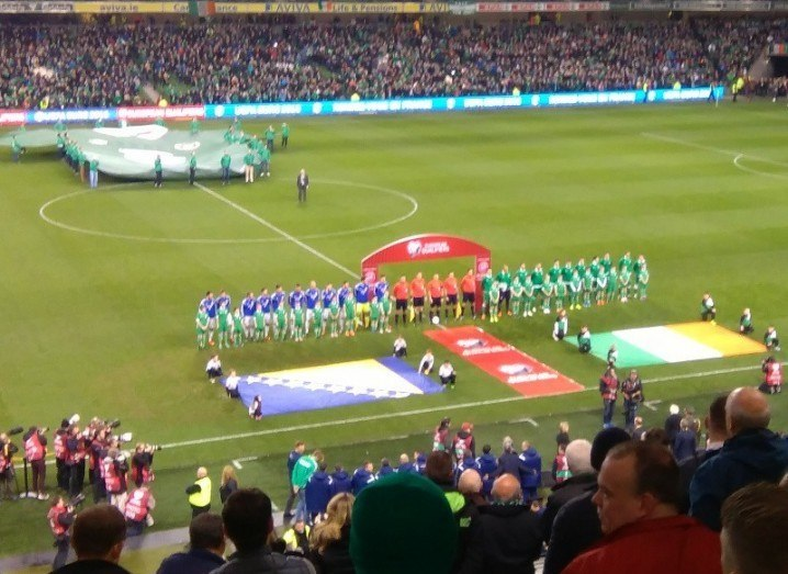 Ireland Bosnia Herzegovina Euro 2016 Jon Walters