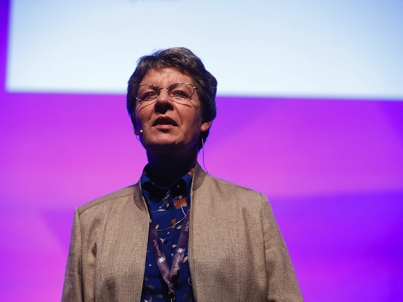 Jocelyn Bell Burnell to be awarded honorary degree by DCU