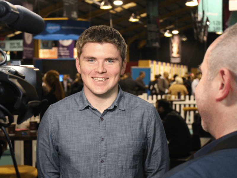 Stripe is on its way to becoming a 1,000-person company, says John Collison (video)