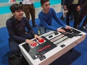 NES emulator