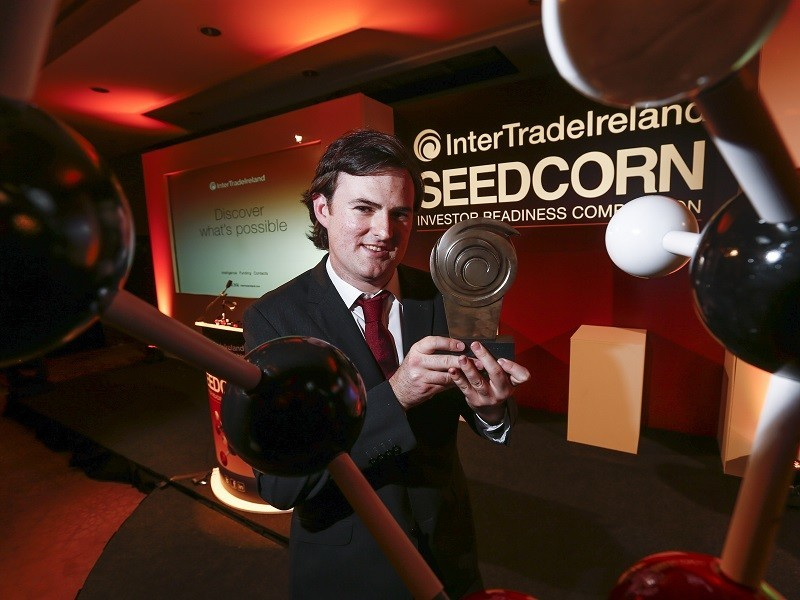 Limerick start-up Ocean Survivor wins top InterTradeIreland Seedcorn award