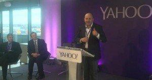 Patrick Scully, Yahoo