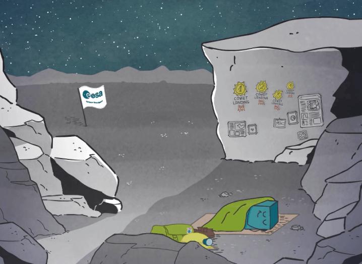 Philae Rosetta | ESA