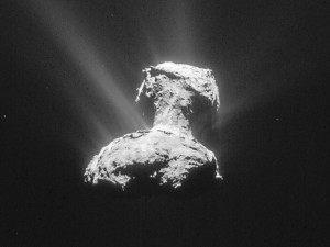 Rosetta Comet 67P Philae