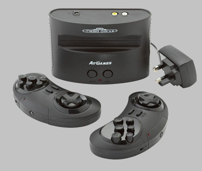 Christmas gifts for dad and mam | Sega Megadrive