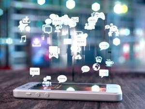 Social Media - cyberattack