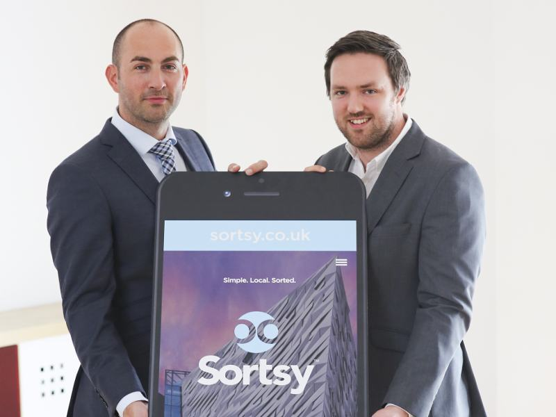 Boole start-up of the week: Sortsy
