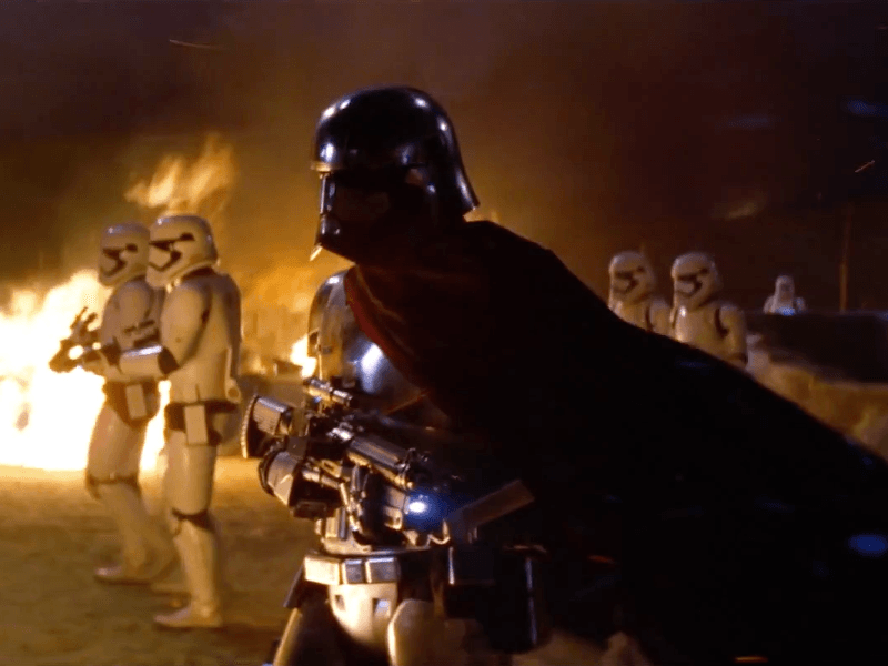 New Star Wars trailer in Japan shows even more scenes
