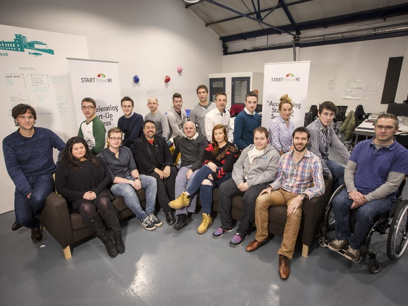 Start Planet NI accelerator kicks off with nine global start-ups