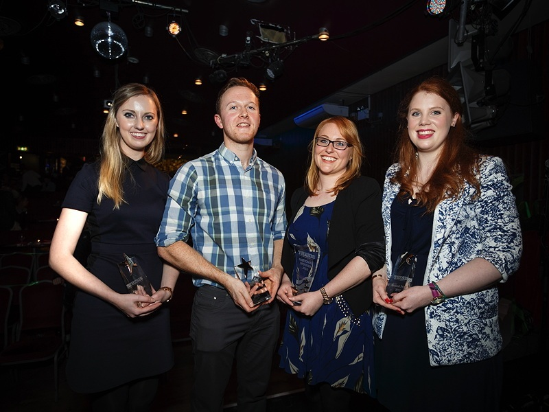 Thesis in 3 finalists shine a spotlight on science