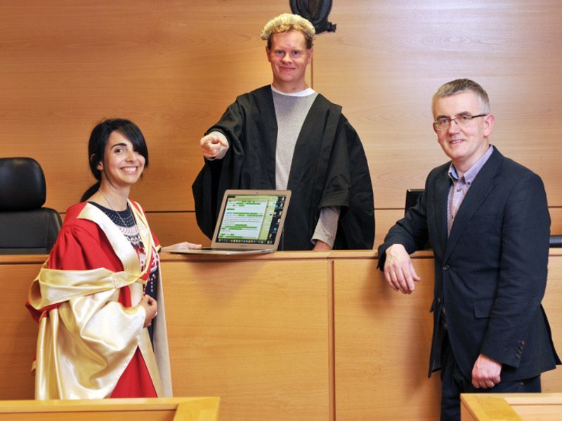Legal clinic for start-ups goes live in Cork