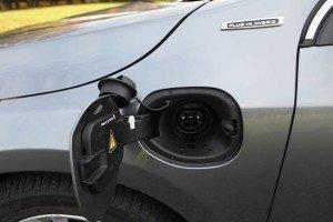 Volvo V60 Hybrid charge