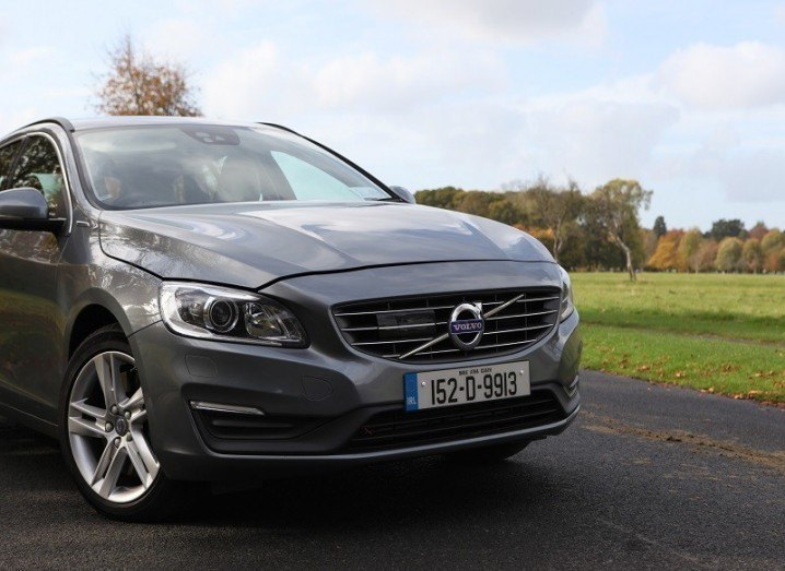 Volvo V60 Hybrid review
