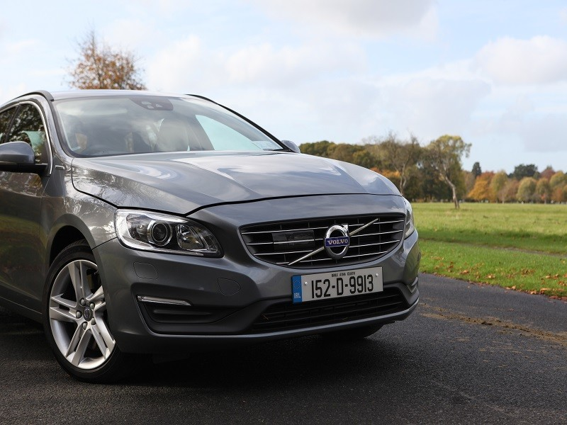 Volvo V60 Hybrid review: A luxury family workhorse
