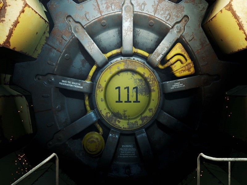 Fallout 4 launch trailer released with Pip Boy app, reaches peak hype
