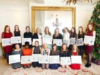 Intel announces 17 new Women in Technology scholars