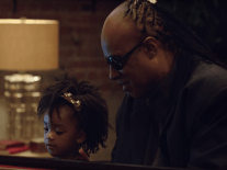 Watch: Apple Christmas ad teams up Stevie Wonder and Andra Day