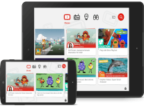 YouTube Kids app goes live in the UK and Ireland