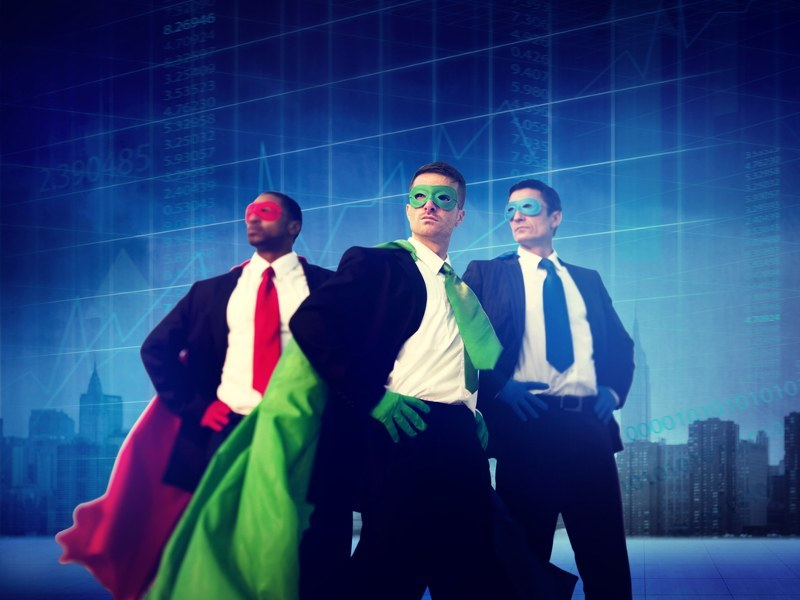 Business leaders need to become digital superheroes