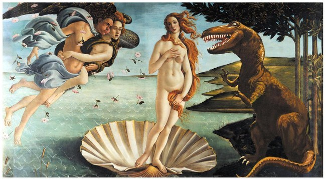 Christmas gifts for dad and mam | Birth of Venus