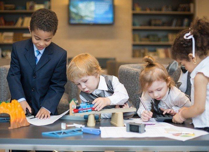 Entrepreneurial skills: kids