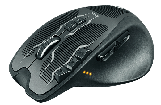 Logitech G700 wireless USB gaming mouse