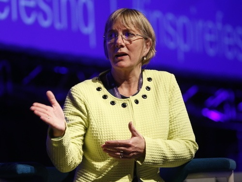 Julie Sinnamon, Enterprise Ireland