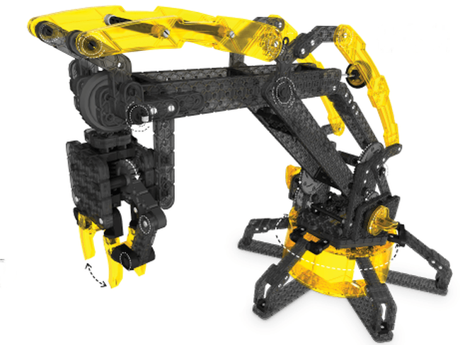 Vex Robotic Arm | Christmas Gift Guide