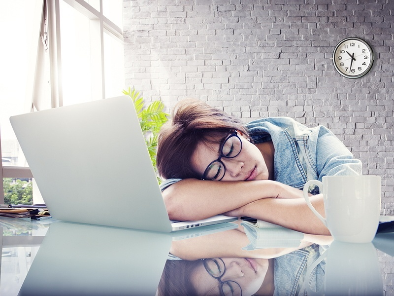 Sleep habits of successful people – what are they? (infographic)